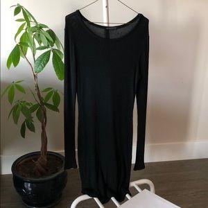 Brandy Melville long-sleeve dress